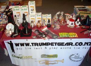 Trumpet & Trombone Mute Selection